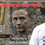 Clinton Kills Another Investigator Victor Thorn