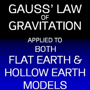 Book Cover: Gauss' Law & Flat Earth