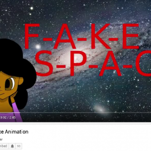 FAKE SPACE Animation